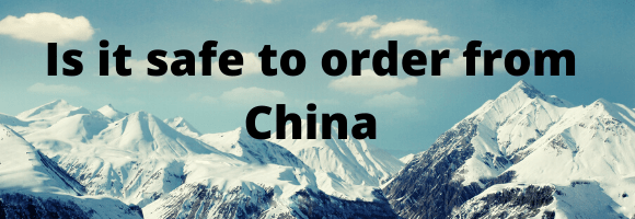 Coronavirus: Is it safe to order from China?