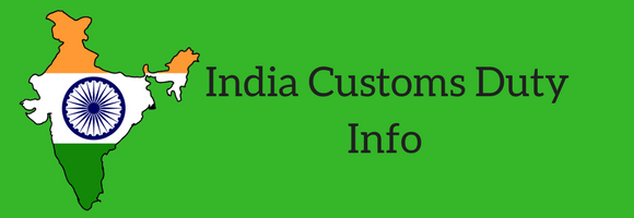 What should you know about Indian customs duty (import tax