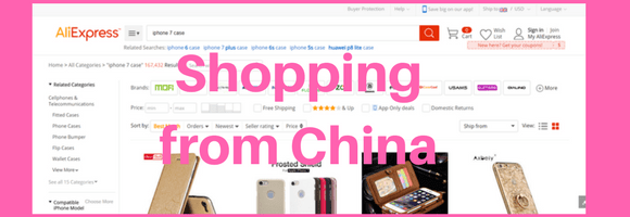 8c9310cb9 With some Chinese shopping websites now becoming popular all over the  world
