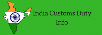 FAQ india customs duty