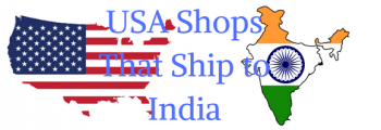 USA shops that ship to India
