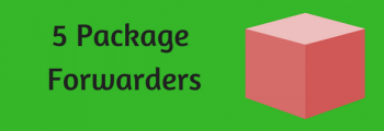 What are the best package forwarders?