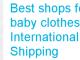 Buy baby clothes